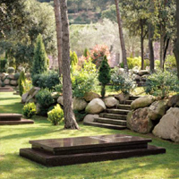 Cementiri Comarcal Parc De Roques Blanques